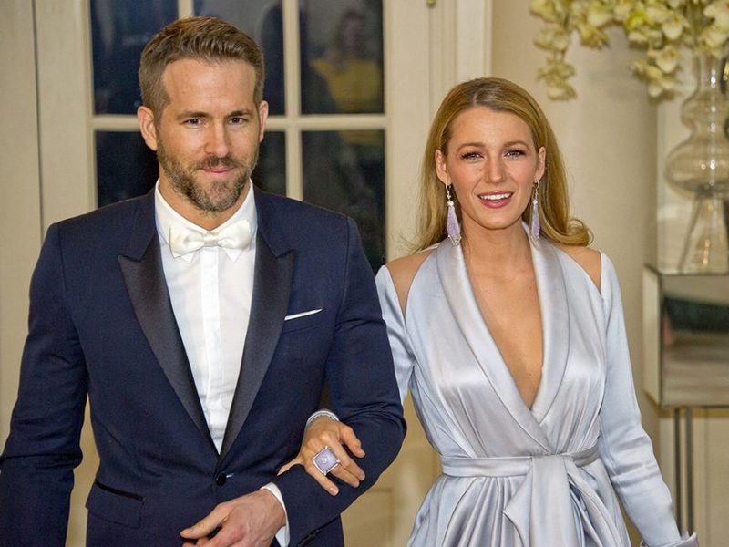 Blake Lively's family: husband and kids