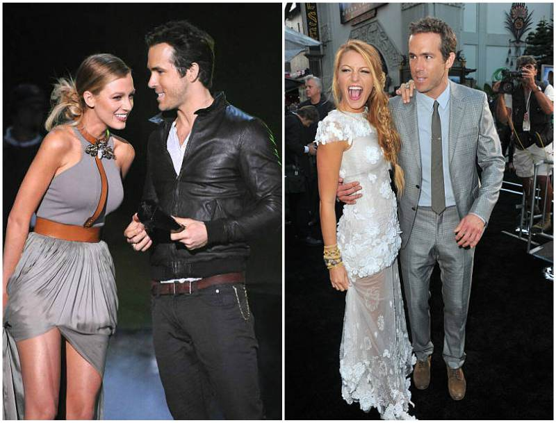Blake Lively's family - husband Ryan Reynolds