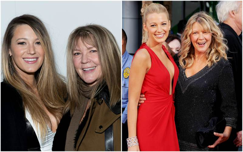 Blake Lively's family - mother Elaine Lively