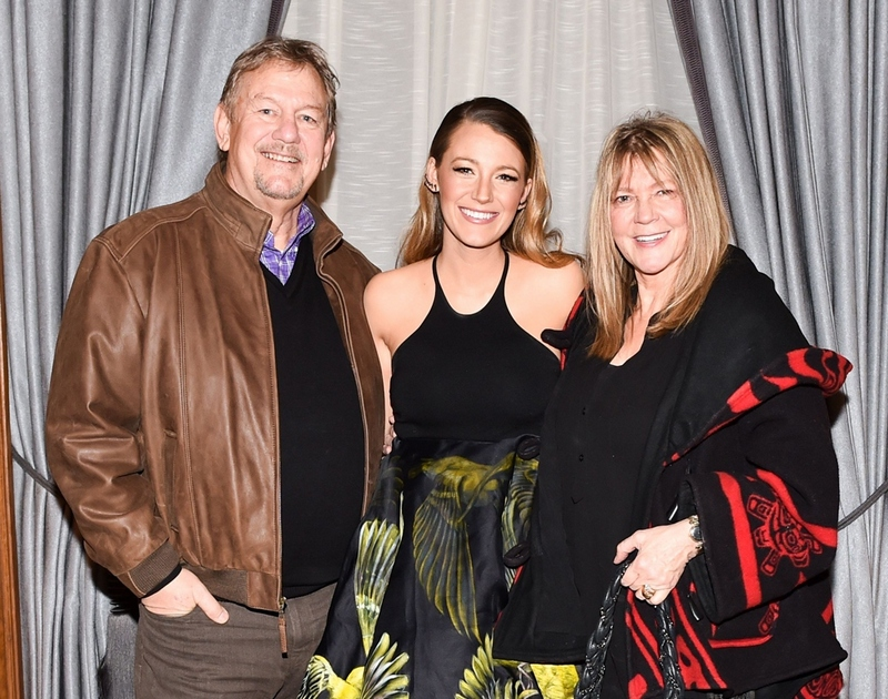 Blake Lively's family - parents