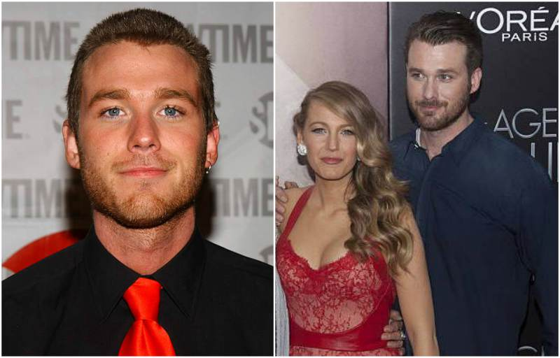 Blake Lively's siblings - brother Eric Lawrence Lively
