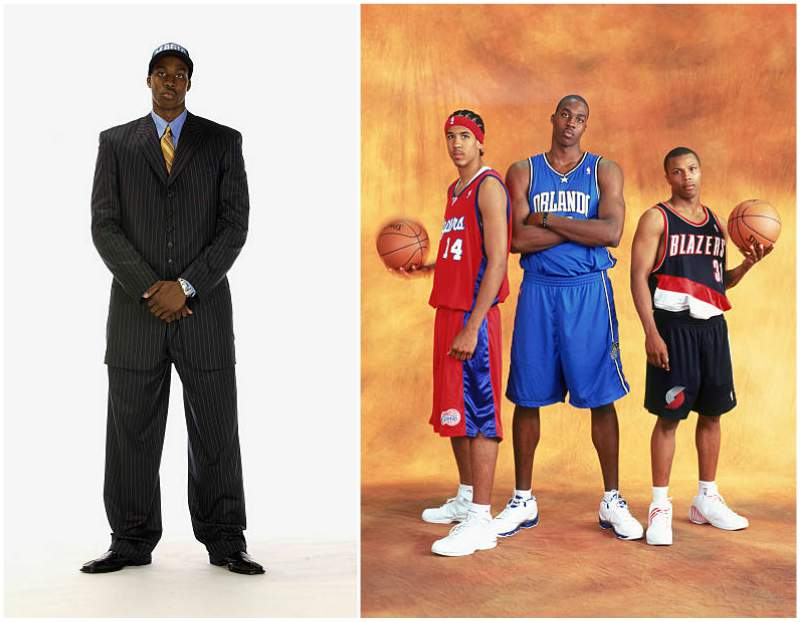 Basketball players height chart: from shortest to tallest