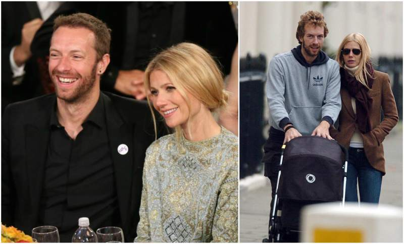 Oscar award winning actress Gwyneth Paltrow and her ...
