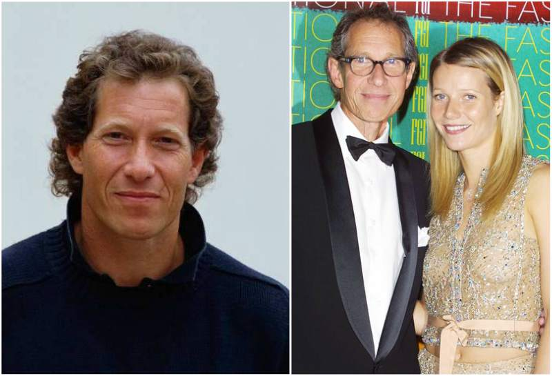 Gwyneth Paltrow's family - father Bruce Paltrow