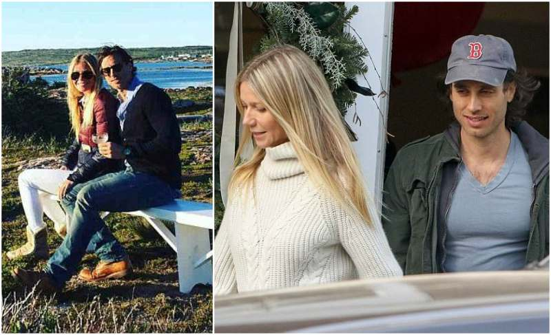 Gwyneth Paltrow's family - husband Brad Falchuk