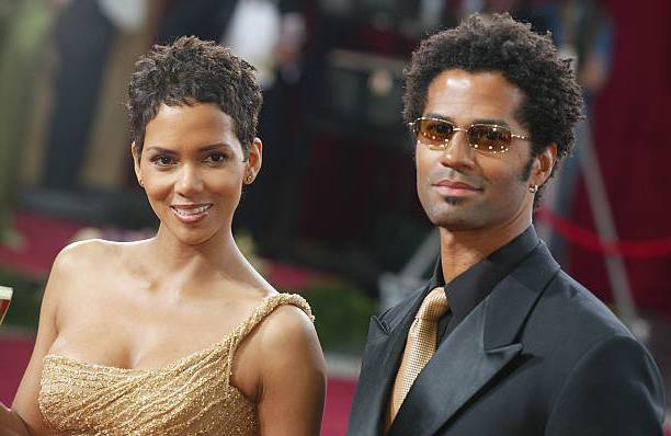 Halle Berry's family - ex-husband Eric Benet