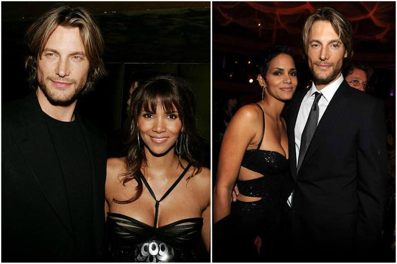 Halle Berry's family - ex-husband Gabriel Aubry