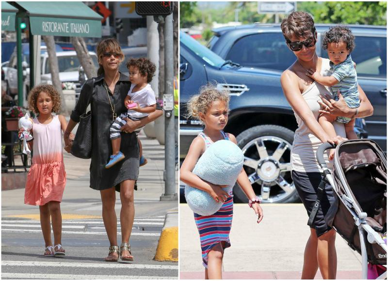 Halle Berry's children