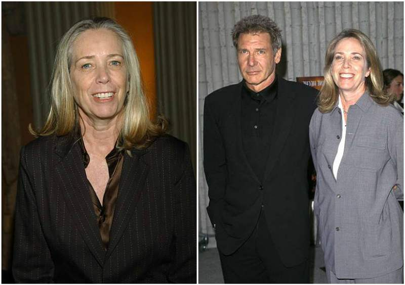Harrison Ford's family - ex-wife Melissa Mathison