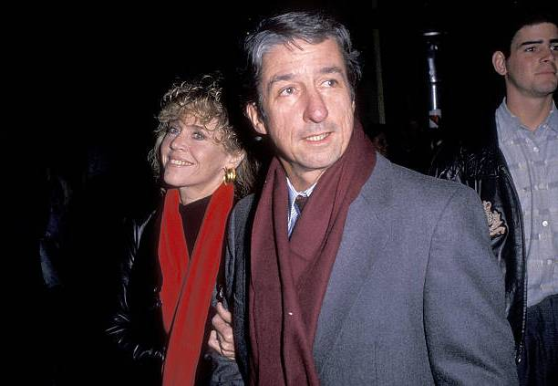 Jane Fonda's family - ex-husband Thomas Emmet Hayden