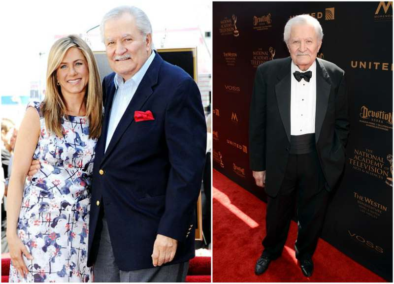 Jennifer Aniston's family - father John Aniston