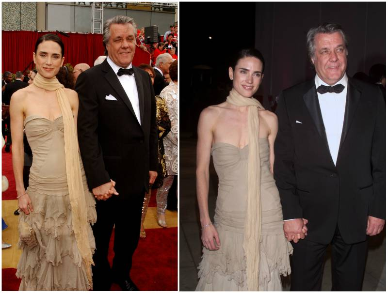 Jennifer Connelly's family - father Gerard Connelly