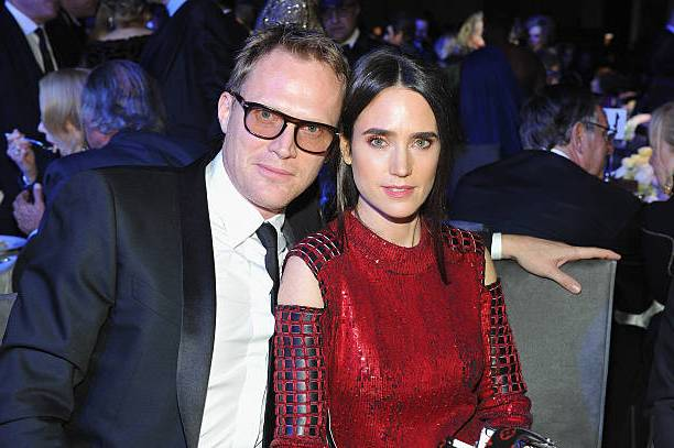 Jennifer Connelly's family - husband Paul Bettany