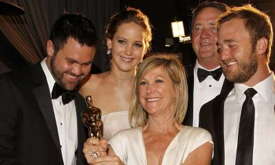 Jennifer Lawrence's family: parents, siblings