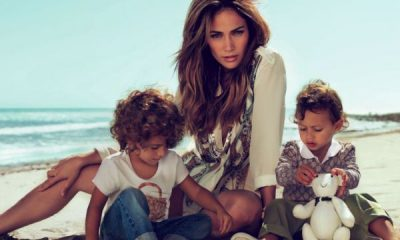 Jennifer Lopez's family: husband and kids