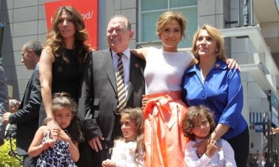 Jennifer Lopez's family: parents and siblings