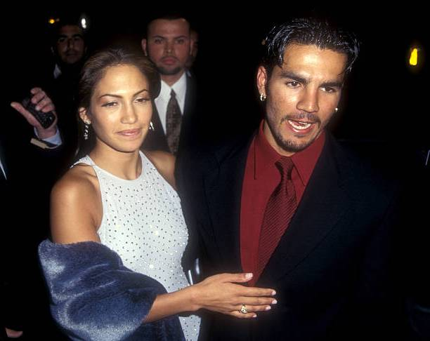 Jennifer Lopez family - ex-husband Ojani Noa