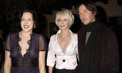 Keanu Reeves' family: parents, siblings, wife and kids