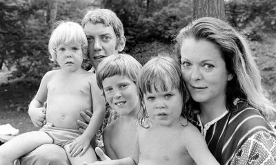 Keifer Sutherland's family: parents, siblings, wife and kids