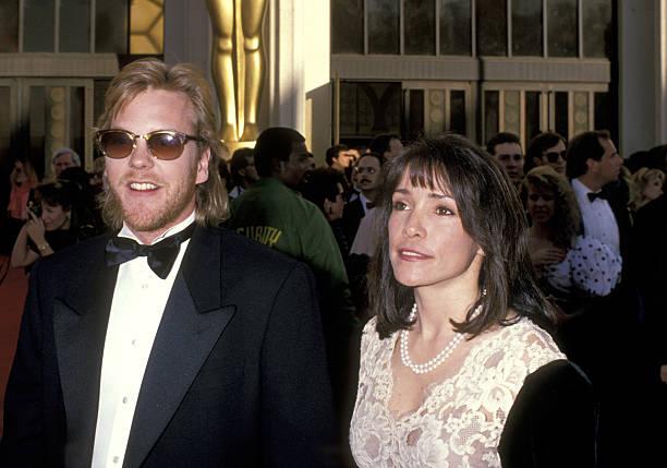 Keifer Sutherland's family - ex-wife Camelia Kath