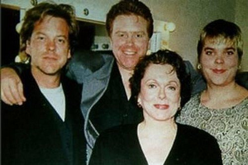 Keifer Sutherland's siblings - half-brother Thomas Emil Sicks