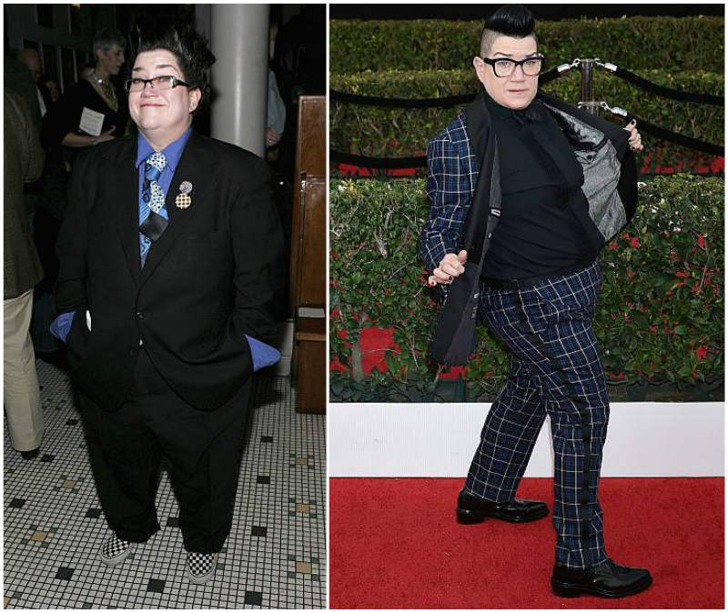 The world's famous celebrity diabetics - Lea DeLaria