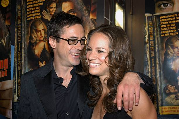 Robert Downey Jr. family - wife Susan Nicole Downey