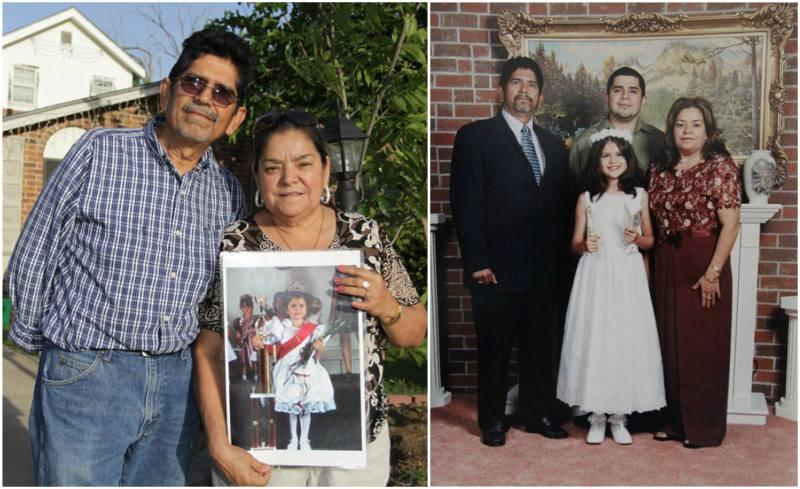 Selena Gomez Family 2013