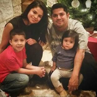 Selena Gomez's siblings
