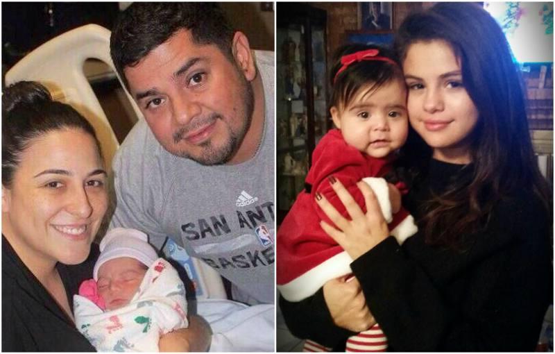 Selena Gomez's siblings - half-sister Victoria Gomez