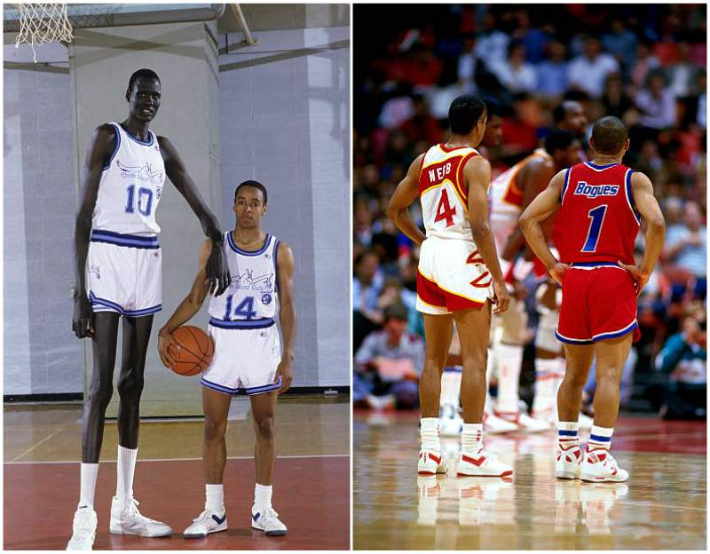The Shortest Man In The Nba