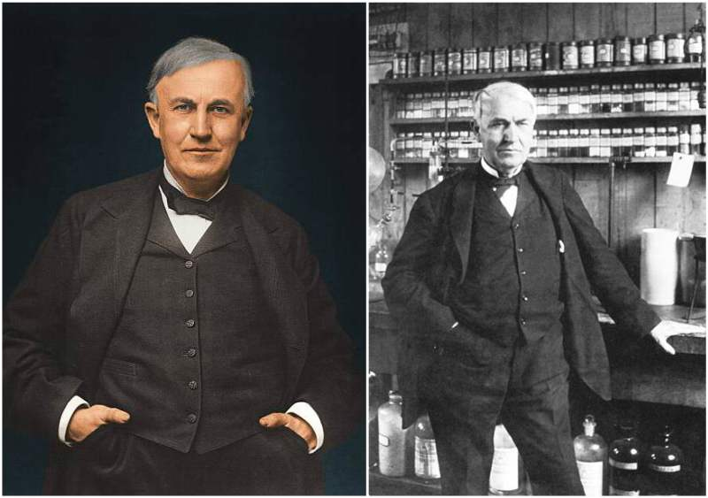 The world's famous celebrity diabetics - Thomas Edison
