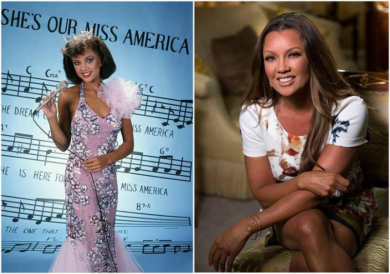The world's famous celebrity diabetics - Vanessa Williams