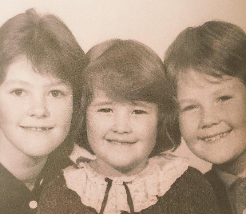James Corden's siblings