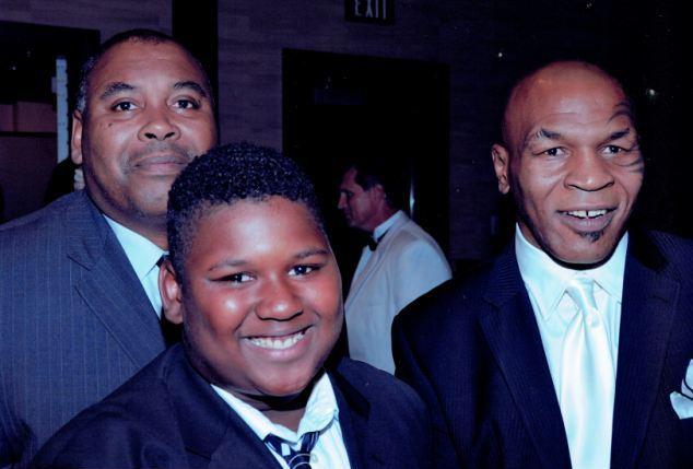Mike Tyson's siblings - brother Rodney Tyson