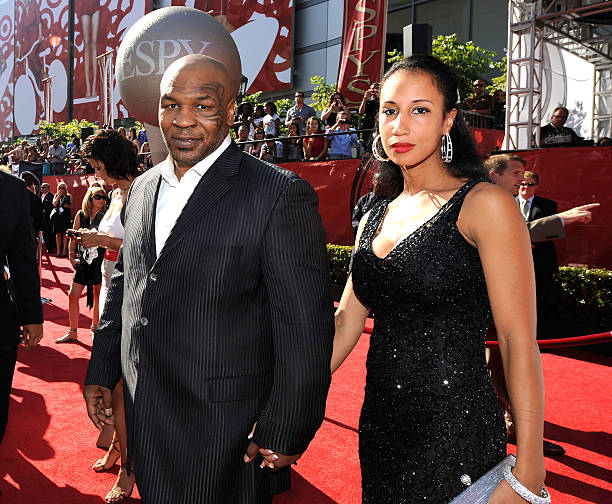 Mike Tyson's family - wife Lakiha Spicer