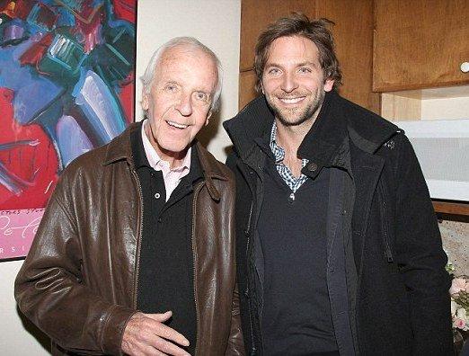 Bradley Cooper's family - father Charles John Cooper