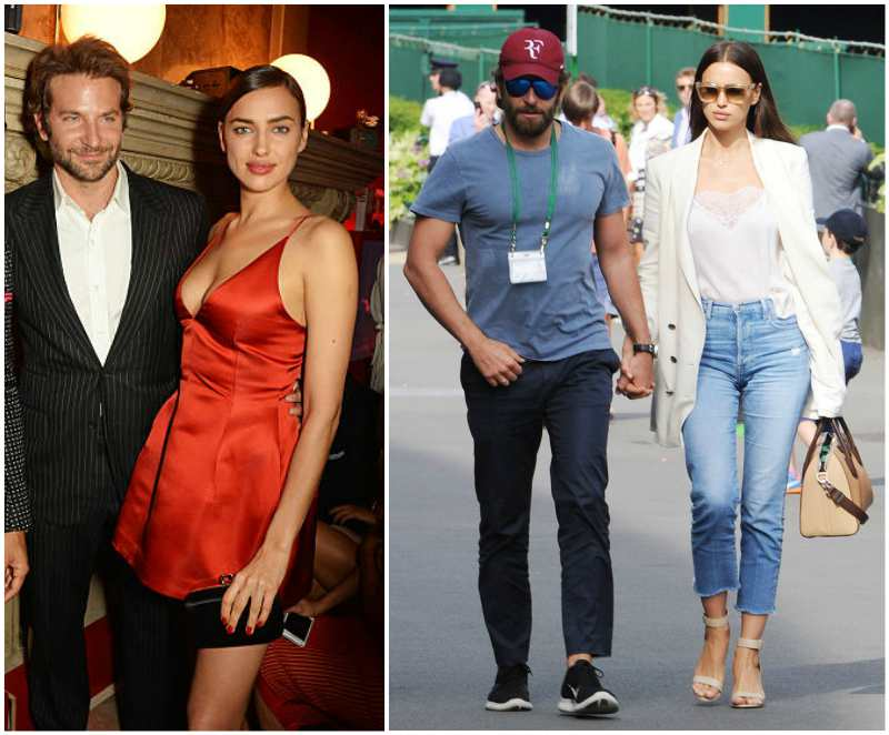 Bradley Cooper's family - girlfriend Irina Shayk