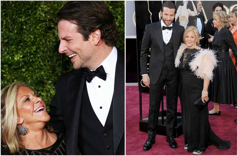 Bradley Cooper's family - mother Gloria Campano