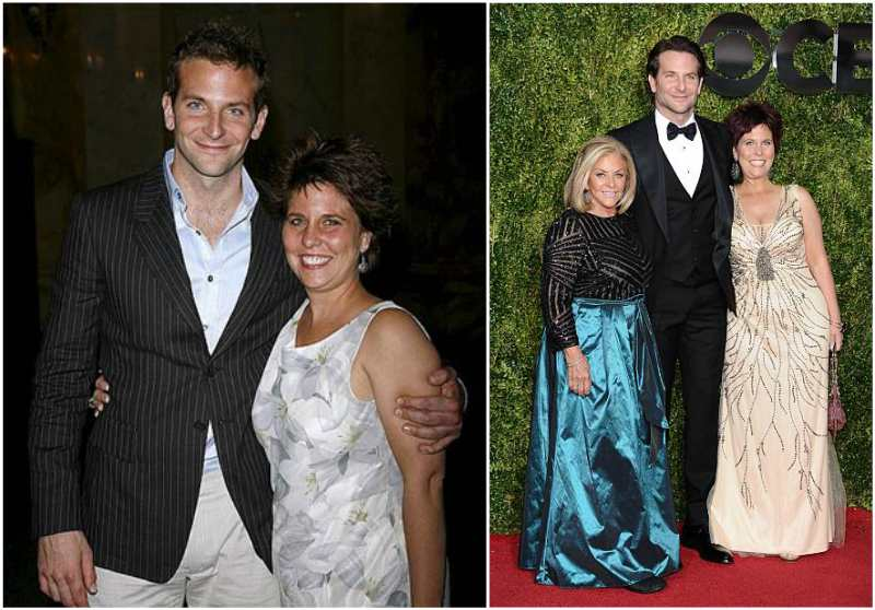 Bradley Cooper's siblings - sister Holly Cooper