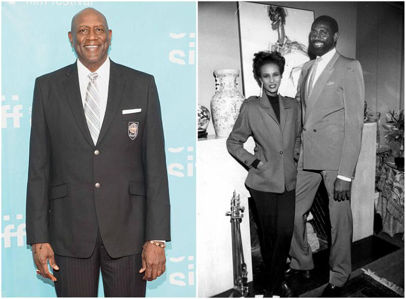 Iman and spencer haywood
