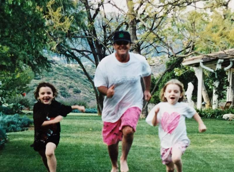 Jack Nicholson's family: wife and kids