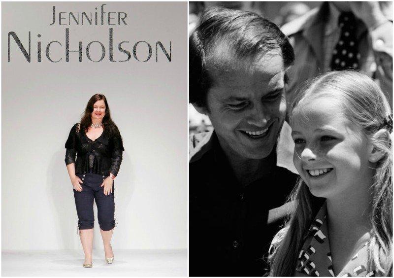 Jack Nicholson's children - daughter Jennifer Nicholson