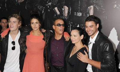 Jean-Claude Van Damme's family: parents, siblings, wife and kids