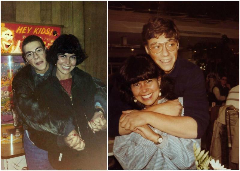Jean-Claude Van Damme's family - ex-wife Maria Rodriguez