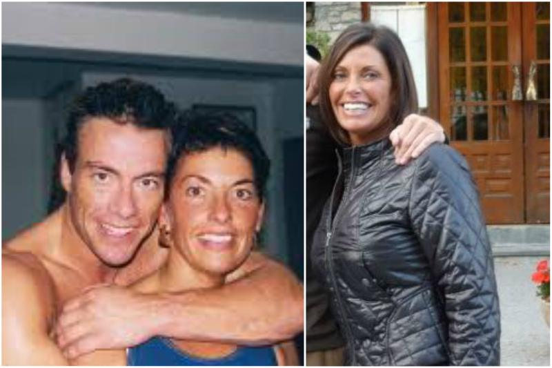 Jean-Claude Van Damme's siblings - sister Veronique Van Varenberg