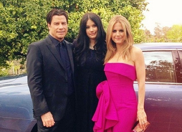 John Travolta S Daughter Ella Bleu Pictures to Pin on ...
