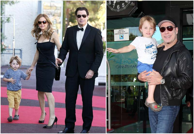 John Travolta Wife And Kids | www.pixshark.com - Images ...