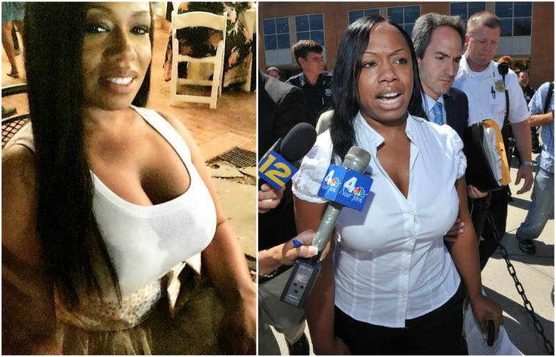 50 Cent's ex-girlfriend Shaniqua Tompkins