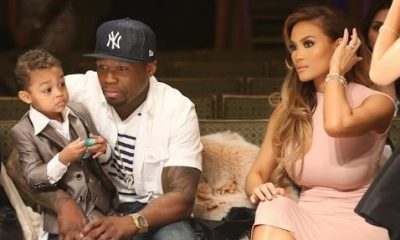 50 cent's family: parents, siblings, wife and kids